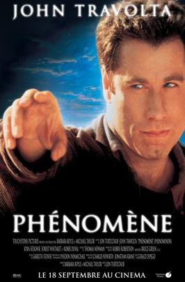 Phenomenon - 11 x 17 Movie Poster - French Style A