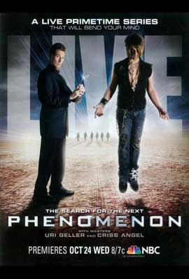 Phenomenon (TV) - 11 x 17 TV Poster - Style A