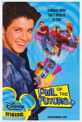 Phil of the Future - 27 x 40 TV Poster - Style A