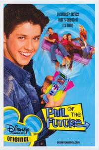 Phil of the Future - 43 x 62 Movie Poster - Bus Shelter Style A
