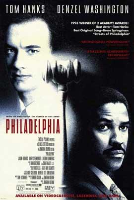 Philadelphia - 11 x 17 Movie Poster - Style A