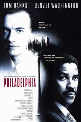 Philadelphia - 11 x 17 Movie Poster - Style B
