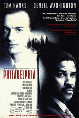 Philadelphia - 27 x 40 Movie Poster - Style A