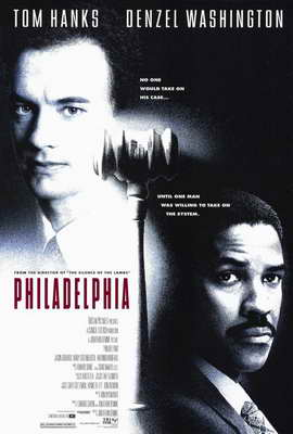 Philadelphia - 27 x 40 Movie Poster - Style B