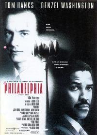 Philadelphia - 27 x 40 Movie Poster - Spanish Style A