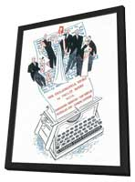 Philadelphia Story, The (Broadway) - 11 x 17 Poster - Style B - in Deluxe Wood Frame