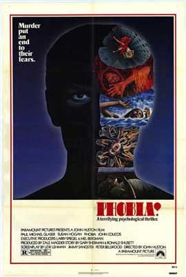 Phobia - 27 x 40 Movie Poster - Style A
