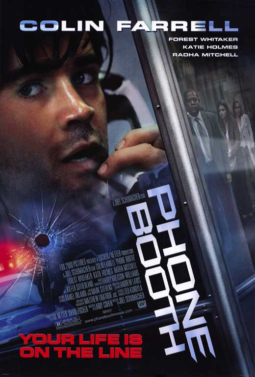 phone booth movie posters from movie poster shop