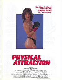 Physical Attraction - 11 x 17 Movie Poster - Style A