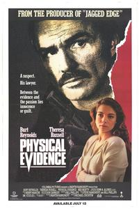 Physical Evidence - 11 x 17 Movie Poster - Style B