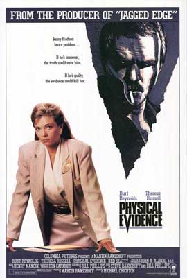 Physical Evidence - 27 x 40 Movie Poster - Style A