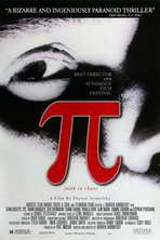 Pi - 27 x 40 Movie Poster
