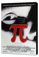 Pi - 27 x 40 Movie Poster - Style A - Museum Wrapped Canvas