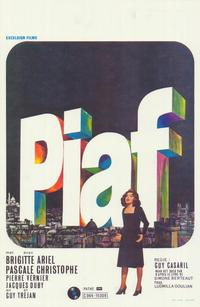 Piaf: The Early Years - 11 x 17 Movie Poster - Belgian Style A
