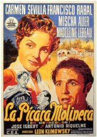 La Picara Molinera - 11 x 17 Movie Poster - Spanish Style A