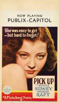 Pick-Up - 14 x 36 Movie Poster - Insert Style A