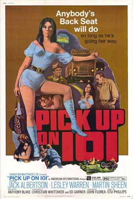 Pick Up On 101 - 11 x 17 Movie Poster - Style A