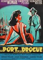 Pickup on South Street - 27 x 40 Movie Poster - French Style B