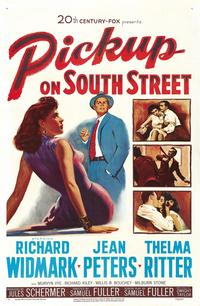 Pickup on South Street - 27 x 40 Movie Poster - Style B
