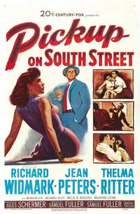 Pickup on South Street - 43 x 62 Movie Poster - Bus Shelter Style A