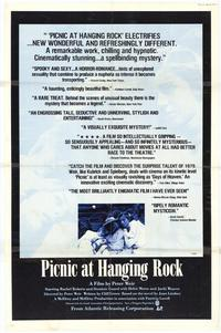 Picnic at Hanging Rock - 11 x 17 Movie Poster - Style B