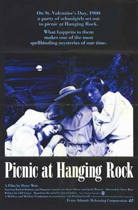 Picnic at Hanging Rock - 11 x 17 Movie Poster - Australian Style A