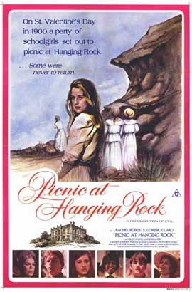 Picnic at Hanging Rock - 11 x 17 Poster Australian Style B