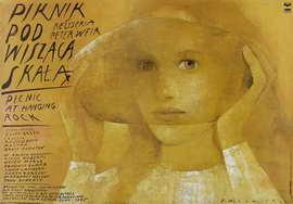 Picnic at Hanging Rock - 27 x 40 Movie Poster - Polish Style A