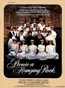 Picnic at Hanging Rock - 11 x 17 Movie Poster - French Style A