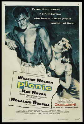 Picnic - 11 x 17 Movie Poster - Style A