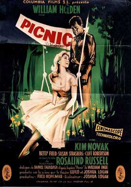 Picnic - 11 x 17 Movie Poster - French Style A