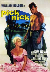 Picnic - 11 x 17 Movie Poster - German Style A