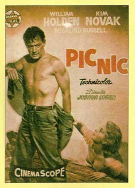 Picnic - 11 x 17 Movie Poster - Spanish Style B