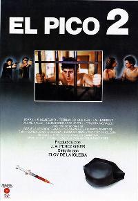 Pico II, El - 27 x 40 Movie Poster - Spanish Style A
