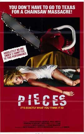 Pieces - 11 x 17 Movie Poster - Style A