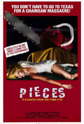 Pieces - 27 x 40 Movie Poster - Style A