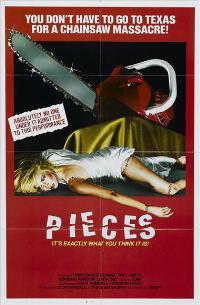 Pieces - 43 x 62 Movie Poster - Bus Shelter Style A