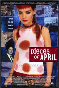 Pieces of April - 43 x 62 Movie Poster - Bus Shelter Style A