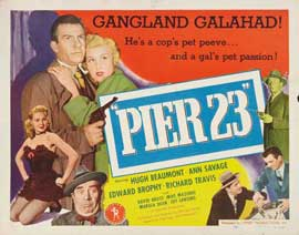 Pier 23 - 11 x 14 Movie Poster - Style A