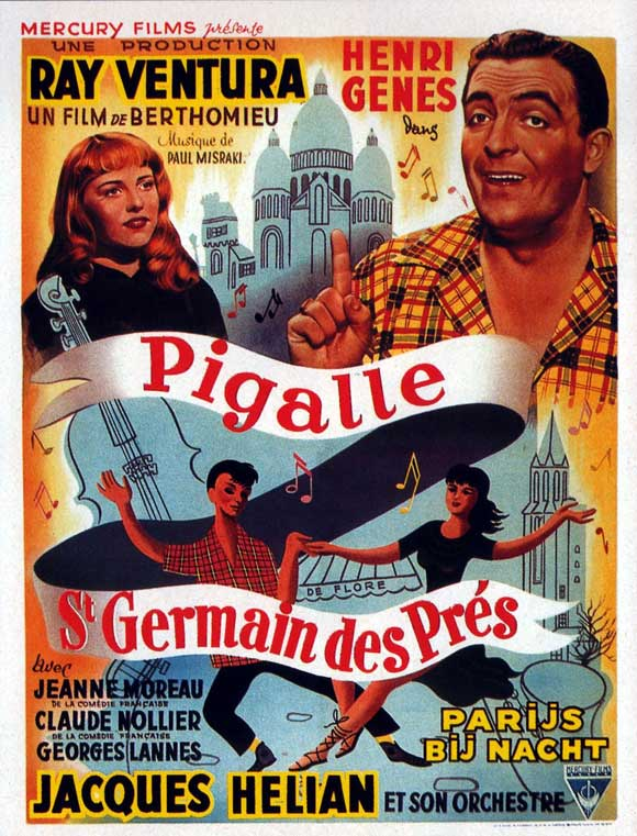 Pigalle-Saint-Germain-des-Prs movie