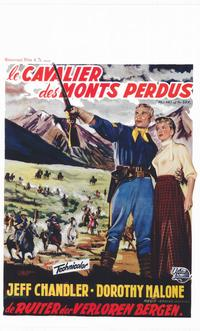 Pillars of the Sky - 14 x 22 Movie Poster - Belgian Style A