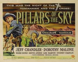 Pillars of the Sky - 11 x 14 Movie Poster - Style A