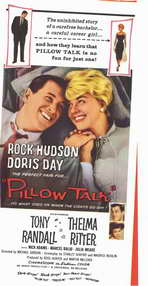 Pillow Talk - 11 x 17 Movie Poster - Style B
