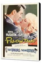 Pillow Talk - 11 x 17 Movie Poster - Style A - Museum Wrapped Canvas
