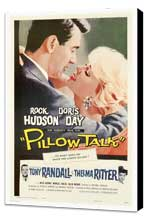 Pillow Talk - 27 x 40 Movie Poster - Style A - Museum Wrapped Canvas