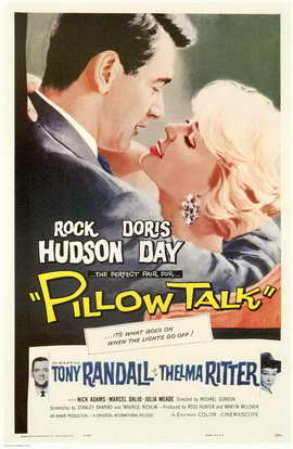 Pillow Talk - 11 x 17 Movie Poster - Style A