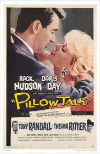 Pillow Talk - 43 x 62 Movie Poster - Bus Shelter Style A