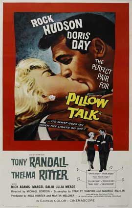 Pillow Talk - 11 x 17 Movie Poster - Style C