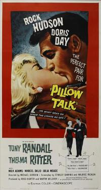 Pillow Talk - 27 x 40 Movie Poster - Style B