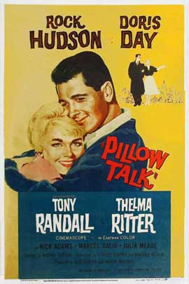 Pillow Talk - 11 x 17 Movie Poster - Style D